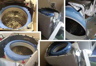Atención: Las lavadoras Samsung también pueden explotar¡