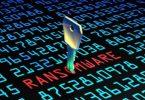 archivos afectados por el ransomware