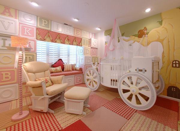decoración de dormitorios de los famosos