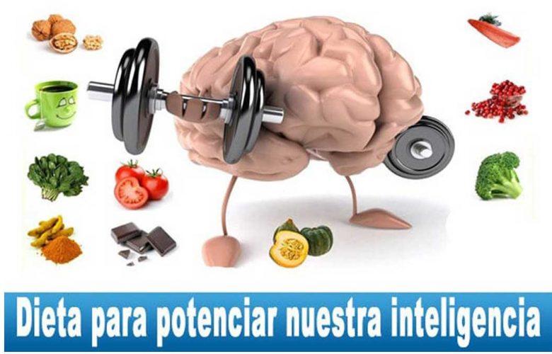 Dieta para potenciar nuestra inteligencia 1
