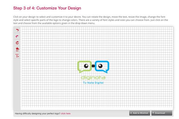 crear logos diginota