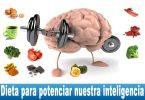 dieta para potenciar intelegencia