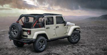 Jeep Wrangler Rubicon Recon Edition