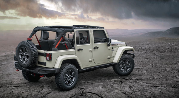 Photo of El Jeep Wrangler Rubicon Recon Edition 2017 con poder al máximo