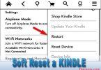 Kindle lento Solución