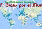 wifi gratis por el mundo