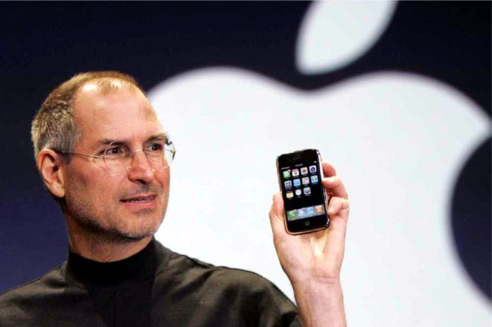 origen del iPhone