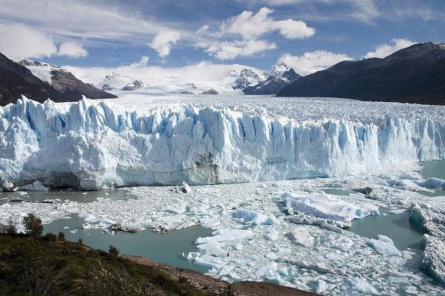 Fiordos y canales en la Patagonia de Chile