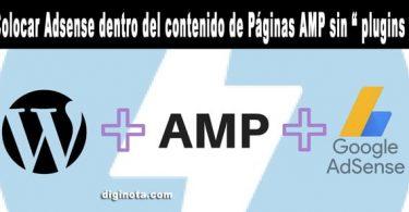 amp adsense wordpress