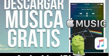 musica gratis descarga en iPhone o android