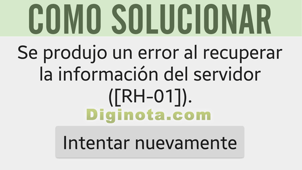 Photo of Solución sencilla al error RH-01 de Google Play