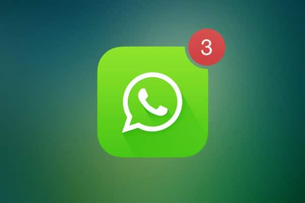 No te llegan mensajes de WhatsApp hasta abrir la aplicación + solución