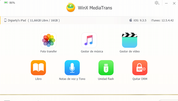 win media tras iTunes alternativa