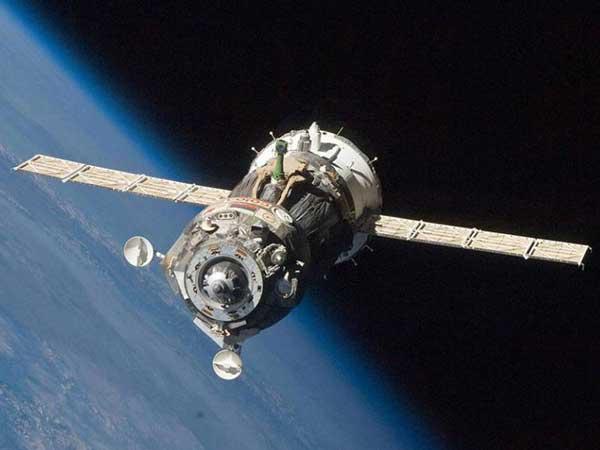 estación espacial caerá en la tierra