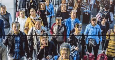 China utiliza unas gafas que reconocen a los criminales