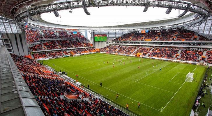 Datos de los estadios o sedes del mundial Rusia 2018 24