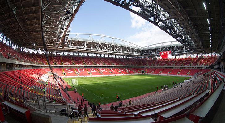 Datos de los estadios o sedes del mundial Rusia 2018 4