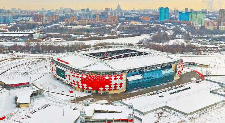 Datos de los estadios o sedes del mundial Rusia 2018 3