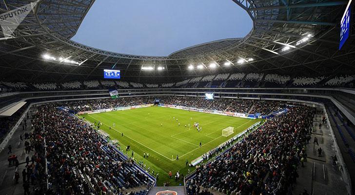 Datos de los estadios o sedes del mundial Rusia 2018 14