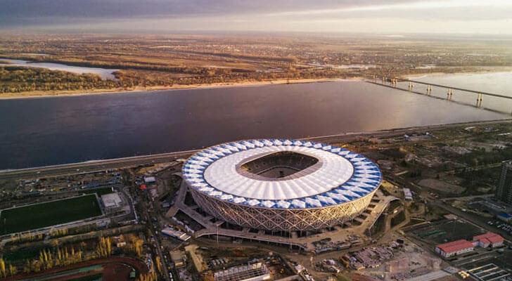 Datos de los estadios o sedes del mundial Rusia 2018 15