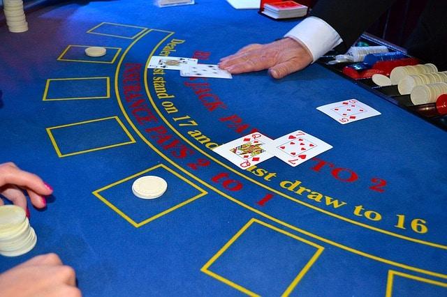 historia del blackjack o del 21