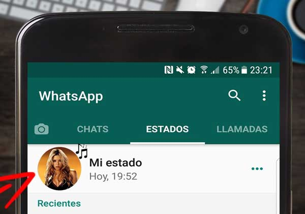 musica en estados whatsapp