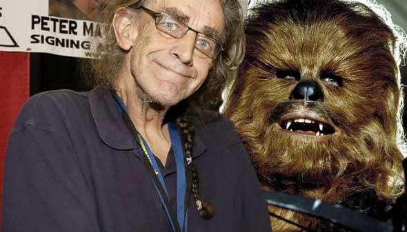Photo of Chewbacca el de Star Wars esta recaudando fondos para ayudar a niños en Venezuela
