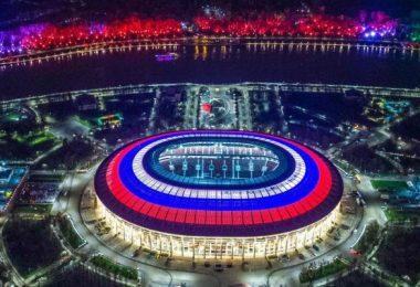 sedes del mundial Rusia 2018