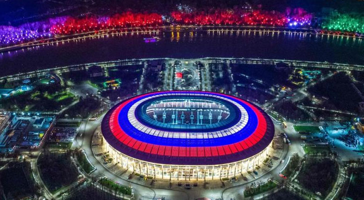 Photo of Datos de los estadios o sedes del mundial Rusia 2018