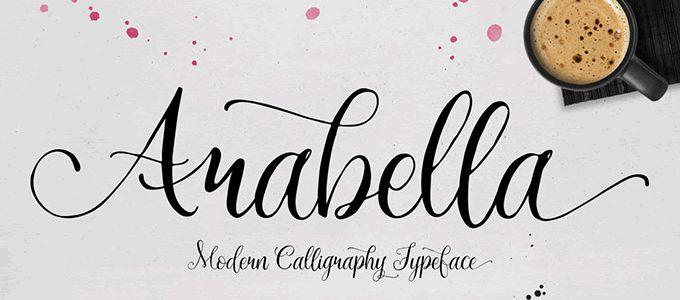 Arabella free handwritten Font