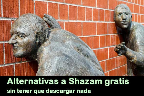 Photo of Alternativas a Shazam gratis y sin tener que descargar nada.