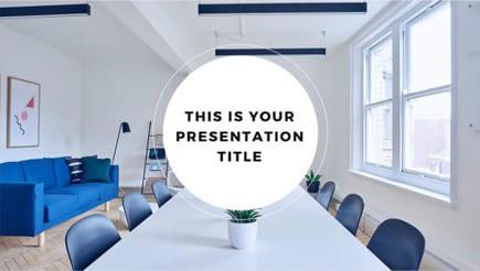 Estrategia de plantilla de PowerPoint gratis