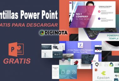 Colección de espectaculares plantillas gratuitas de PowerPoint