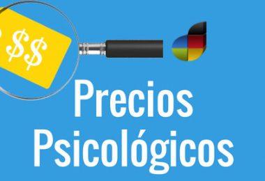 estrategias de los precios psicológicos