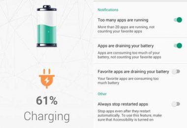 Bateria : Kaspersky Battery Life.