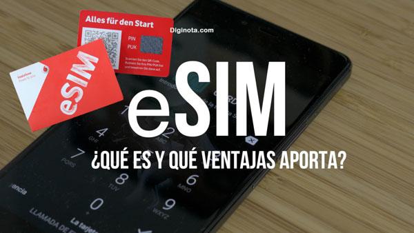 Photo of La eSIM, promete cambiar la forma y el modelo de negocio