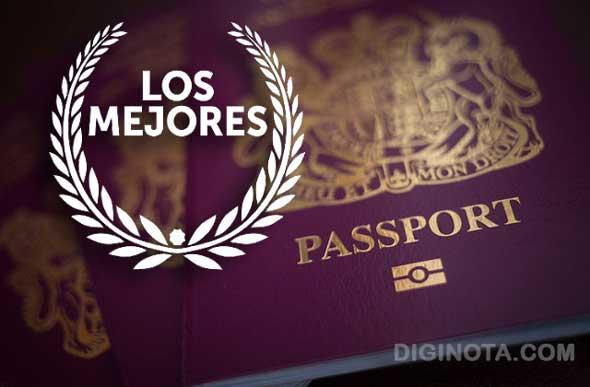 mejores pasaportes del mundo