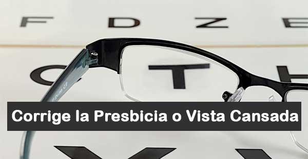 Photo of Tratamiento que corrige la presbicia o vista cansada, sin cirugía