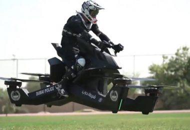motos voladoras
