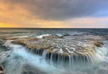 Los oceanos aumentan de temperatura
