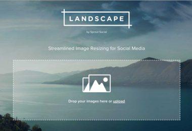 Redimensionar imágenes en las Redes Sociales, Ahora es Fácil con esta herramienta