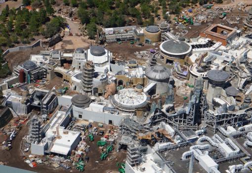 nuevo parque disney de Star Wars foto 1