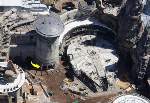 nuevo parque disney de Star Wars foto 2