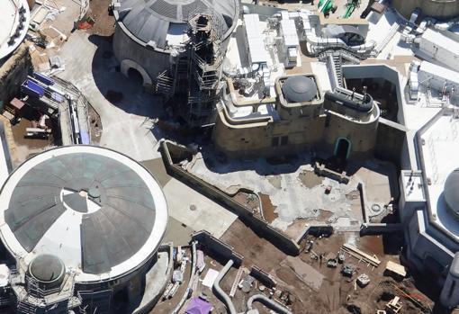 nuevo parque disney de Star Wars foto 3