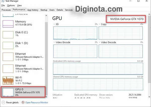 Cómo saber qué tarjeta gráfica (GPU) tengo