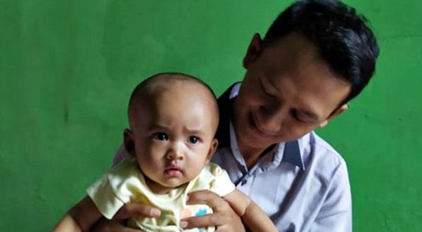 Photo of Pareja en Indonesia bautiza al hijo con el nombre  'Google'