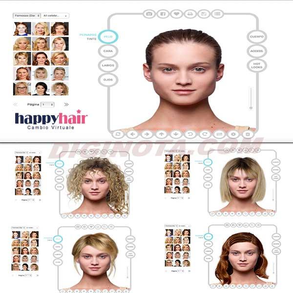 como te quedarían distintos cortes de cabello