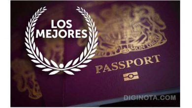 Los mejores pasaportes del mundo ranking 2019 8
