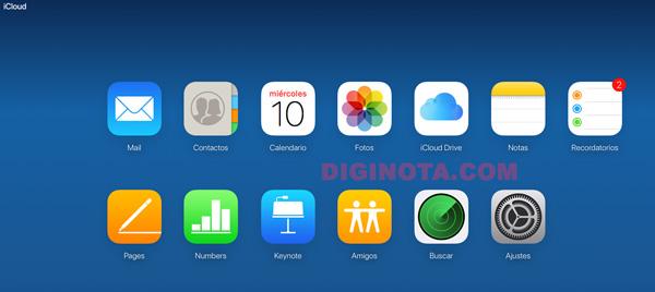 hacer copias de seguridad iCloud