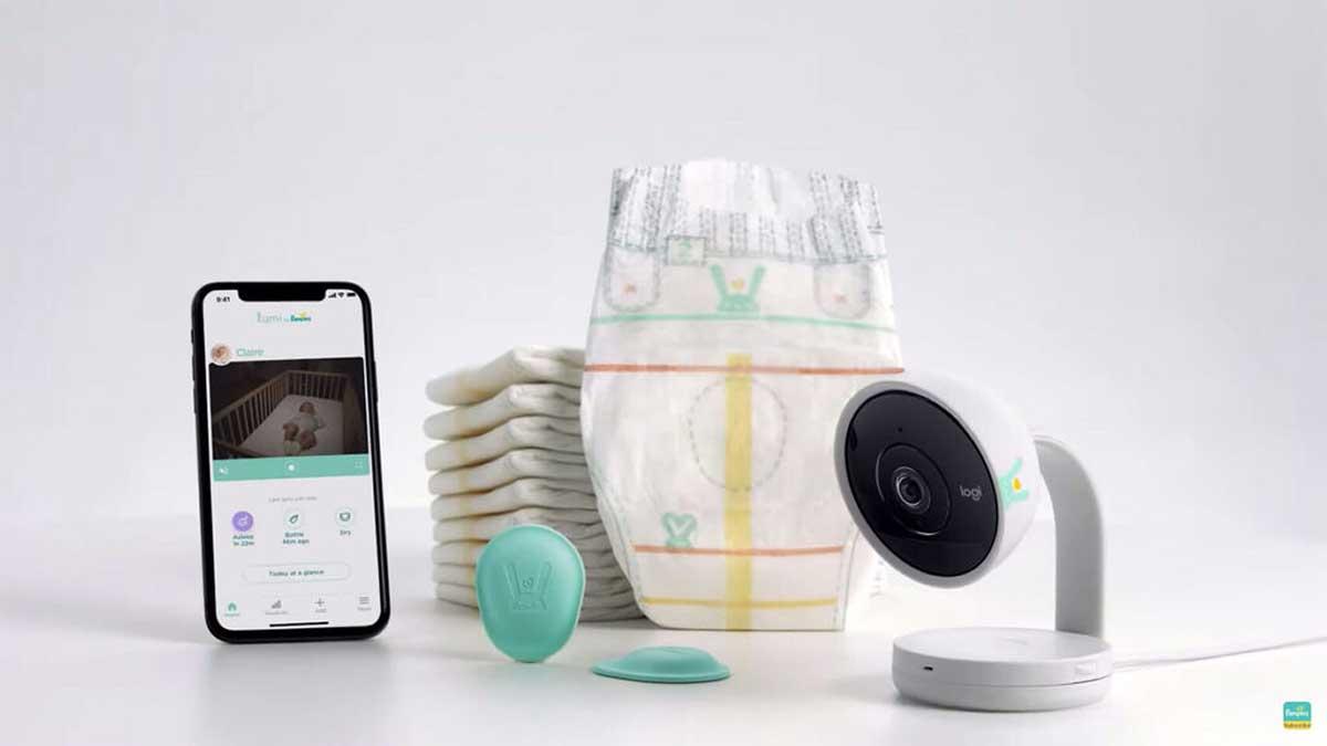 Pampers lanzan un pañal inteligente que rastrea pañales sucios, patrones de sueño y más. 2